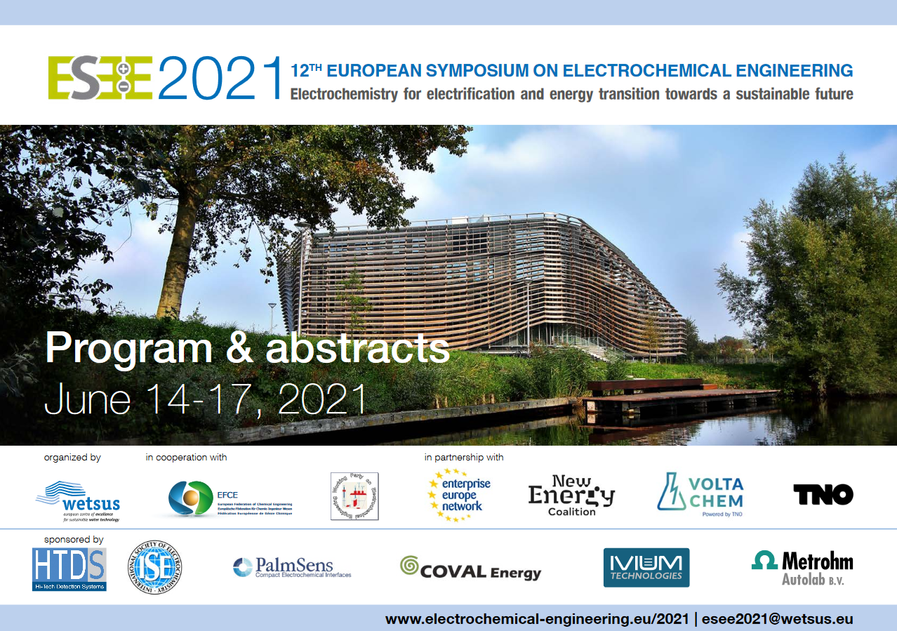 ESEE 2021 Conference – Leeuwarden